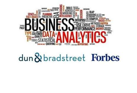 Forbes / Dun & Bradstreet Study Finds Majority of Companies Lack Tools and Investment Necessary for Analytics Usage in Business
