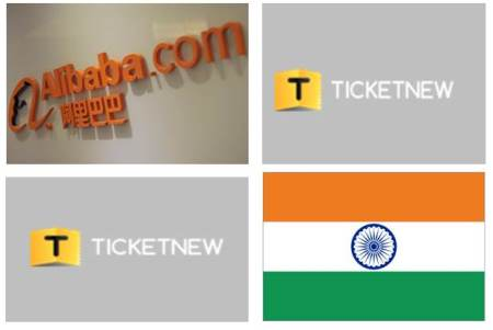 Alibaba Buys Majority Stake In TicketNew Of India