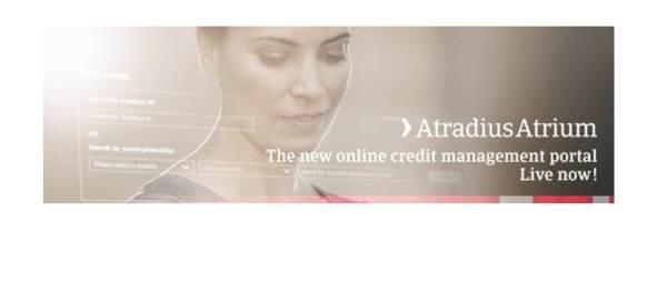 Atradius Unveils Atrium – A New Online Credit Management Portal