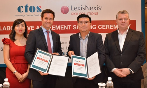BIIA Member CTOS and LexisNexis Risk Solutions join forces to create a safer business environment
