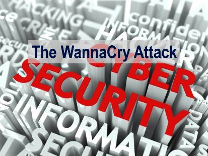 Cyber Security: WannaCry Was Not A Phishing Attack
