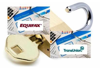 TransUnion and Equifax Launch Multi-Bureau Lock