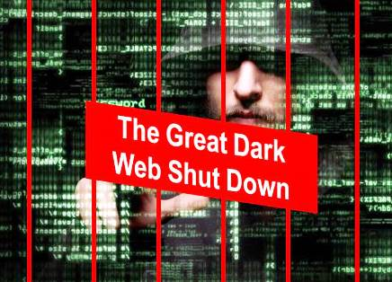 Cyber Crime: Dark Web Marketplaces Shut Down