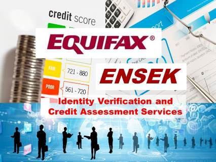Equifax Selected by ENSEK to Provide ID and Credit Assessment Services