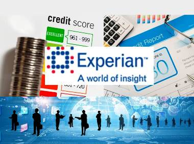 Experian Q1 (ending June 30th, 2017) Revenue Up 6%