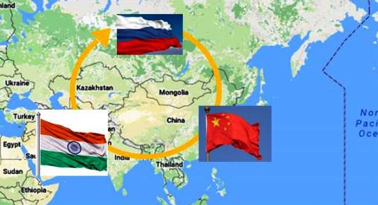 Russia, China and India Intensify their Trading Relationships