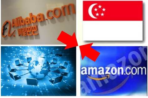 E-commerce Update: The Next Amazon-Alibaba Battle Will Be Fought in Southeast Asia