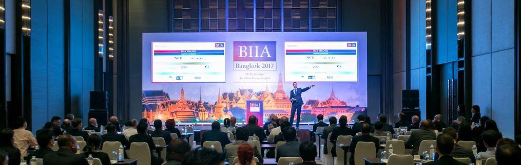 BIIA 2017 Biennial Conference Presentations