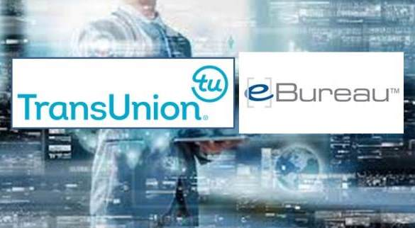 TransUnion Acquires eBureau