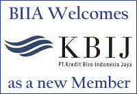 BIIA Welcomes PT. Kredit Biro Indonesia Jaya as a new Member