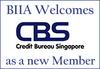 BIIA Welcomes Credit Bureau (Singapore) Pte Ltd (CBS) as a new Member