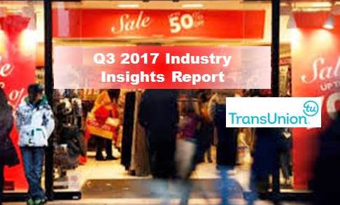 New Q3 2017 TransUnion Industry Insights Report Reveals Latest Consumer Credit Trends