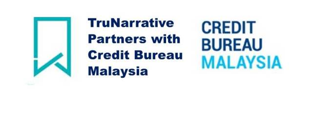 TruNarrative in Partnership with Credit Bureau Malaysia