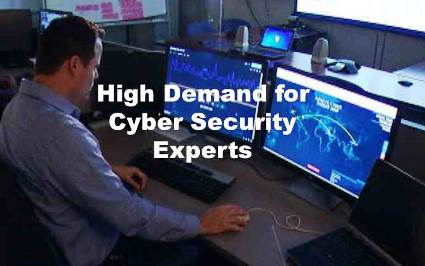 Cyber Security: High Demand for Specialists