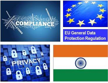 The Impact of the European General Data Protection Regulations (GDPR) on Indian Data Processing Companies