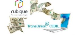 Fintech Company Rubique in Partnership with TransUnion Cibil