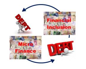 The Microfinance Financial Inclusion Model Appears not to be Working