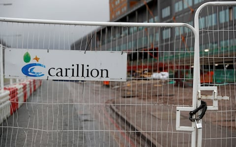 UK Credit Climate:  Carillion Supply Chain Peril – Beware of the Domino Effect