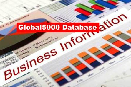 Global 5000:  News from the World's Smallest Database of the Largest Corporations