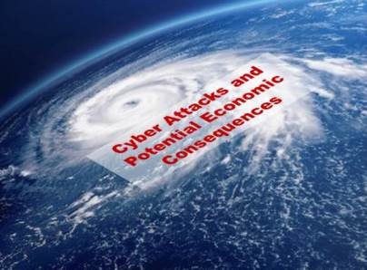 Cyber Attacks Rank Alongside Natural Disasters