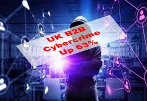 Cybercime Against UK Business Is Up 63%