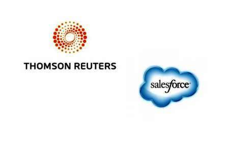 Fighting Financial Crime:  Thomson Reuters Collaborates with Salesforce