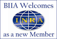 BIIA Welcomes International Research Associated (INRA) Ltd. as a New Member
