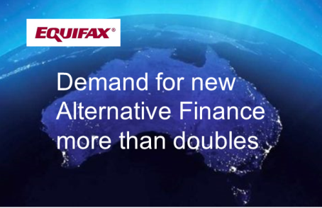 Australia: Equifax Report Looks at Alternative Finance Lenders