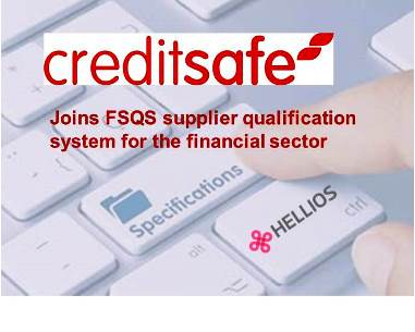 Creditsafe Joins FSQS Supplier Register