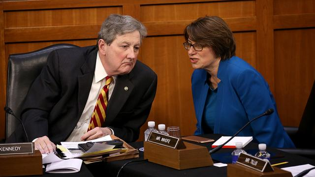 US Senators Introduce Internet Privacy Bill