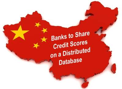 Chinese Banks to Put Credit Blacklist on a Shared Blockchain