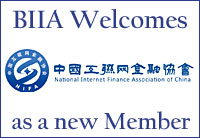 BIIA Welcomes National Internet Finance Associations of China as a New Member