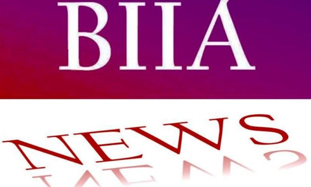 BIIA Newsletter October II – 2018 Issue