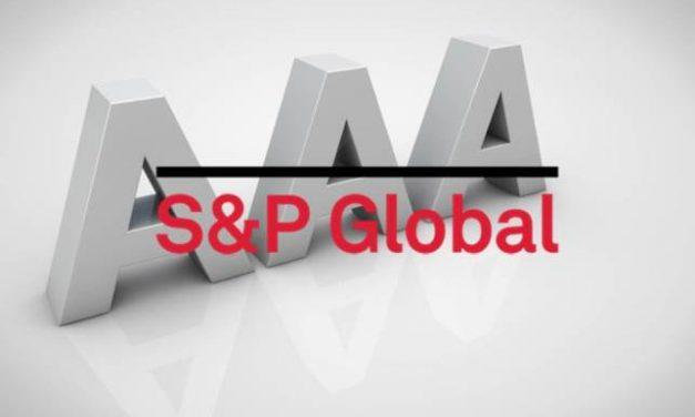 S&P Global Q1 2019 Revenue Flat