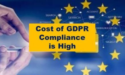 News from the EU:  The Ill Side Effects of GDPR