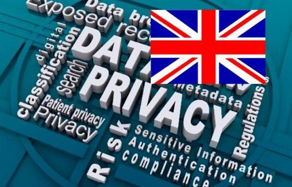 Data Protection / Privacy Measures Get Tougher in the UK