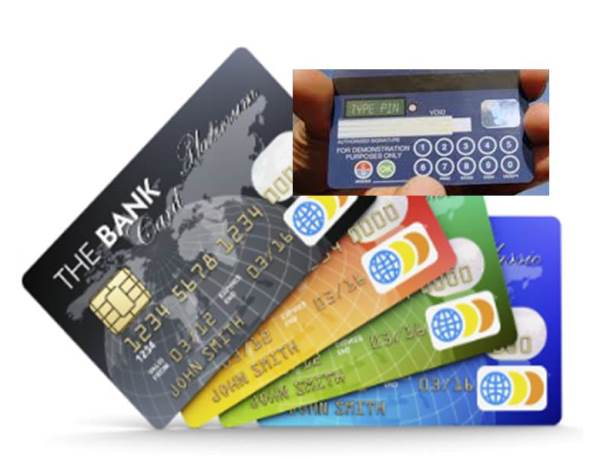 FRAUD PREVENTION:  THE BATTERY-POWERED INTERACTIVE DEBIT AND CASH CARD HAS ARRIVED
