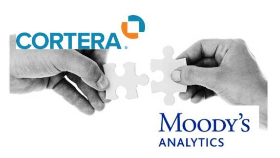 Cortera Announces Partnership with Moody's Analytics in New RiskCalc™ Small Business Solution