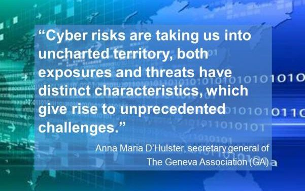 Cyber Insurance Has Distinctly Risky Characteristics