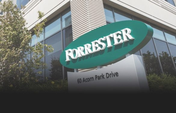 Forrester Research Q2 2019 Revenue Up 36%