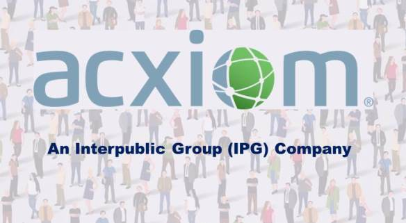 Acxiom Marketing Solutions Joins IPG Family of Companies