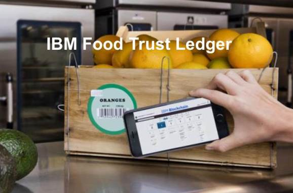 IBM Launches Blockchain-based, Global Food Tracking Network
