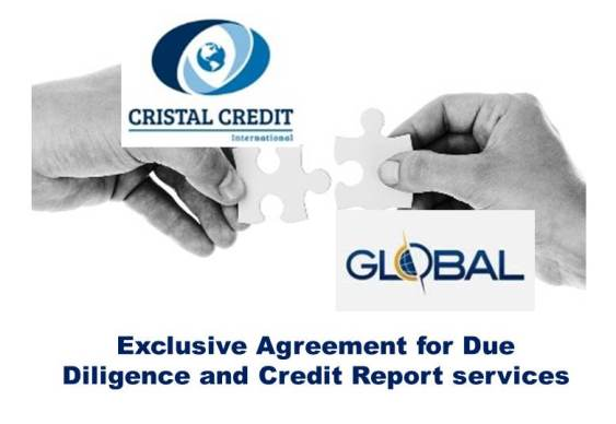 Cristal Credit in Partnership with Global Cobranças Group
