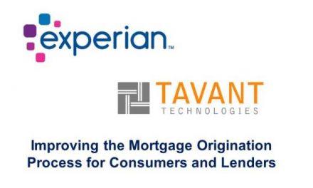 Experian and Tavant in Partnership