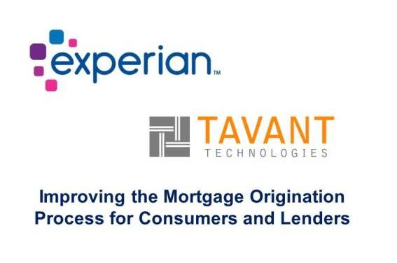 Experian and Tavant in Partnership