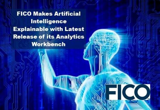 FICO Makes Artificial Intelligence Explainable