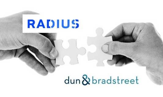 Radius in Partnership with Dun & Bradstreet