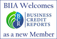 BIIA Welcomes Business Credit Reports as a New Member