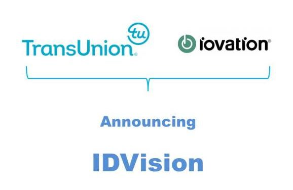Digital Identity: TransUnion Announces IDVision
