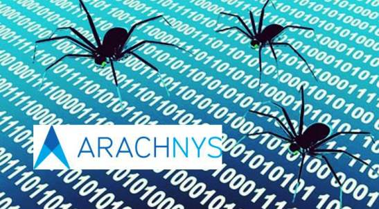 Arachnys Raises US$ 10 million Led by QED